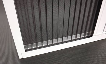 Pleated Insect / Fly Screen