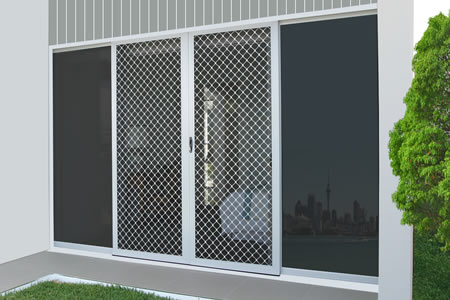 Security Doors & Screens
