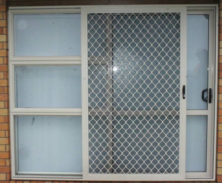 Standard Sliding Security Door