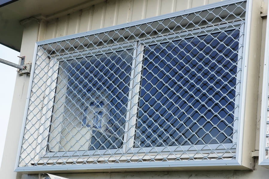 Commercial Window Security Grilles & Security Screens, Viking