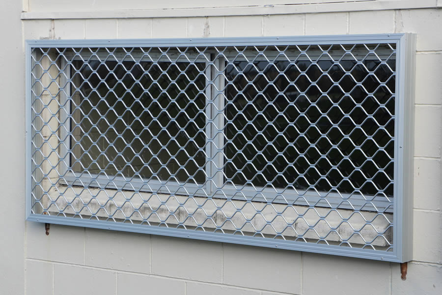 Commercial Window Security Grilles Amp Security Screens